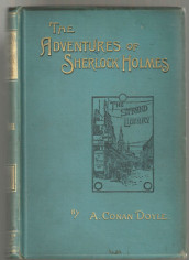 The Adventures of Sherlock Holmes (with) The Memoirs of Sherlock Holmes