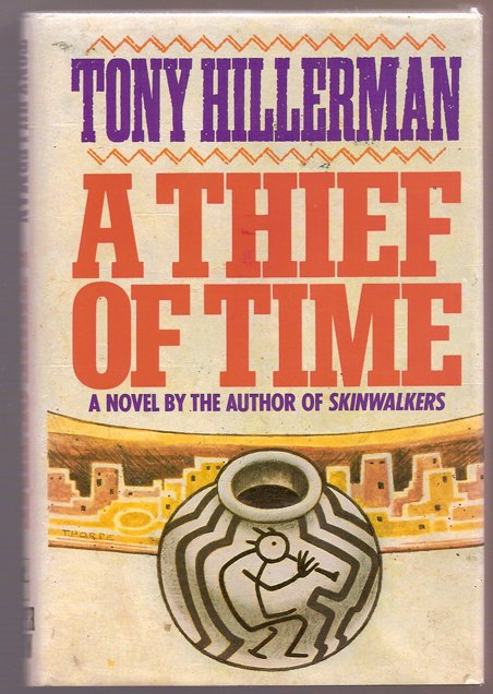 A Thief Of Time Mystery Pier Books Inc border=