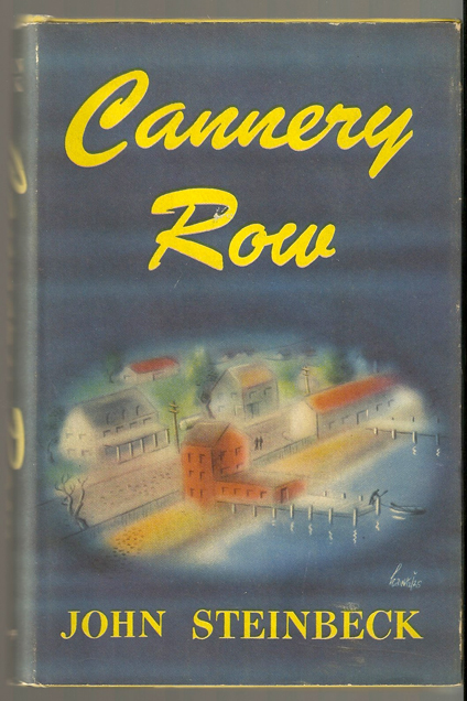 essay cannery row Order descriptionexplore and identify the spirit of this novel discuss the importance of inter chapters and explain how humor and pathos can interact, deepening each.